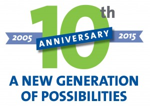 10th Anniversary Badge CLBC