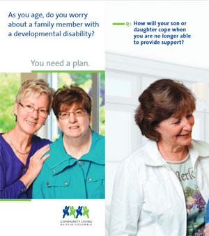Aging Parents / Caregivers Pamphlet