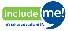 include Me logo