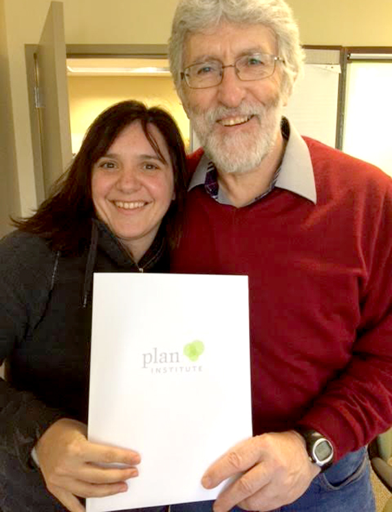 Zorica learned all about the RDSP at a recent presentation by Rick from PLAN.