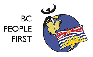 The BC People First Logo