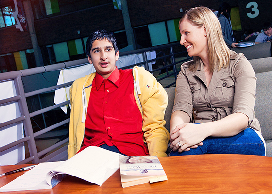 Students in Douglas College's Employment Supports Specialty Advanced Certificate learn about increasing inclusive workforce development for people with disabilities.