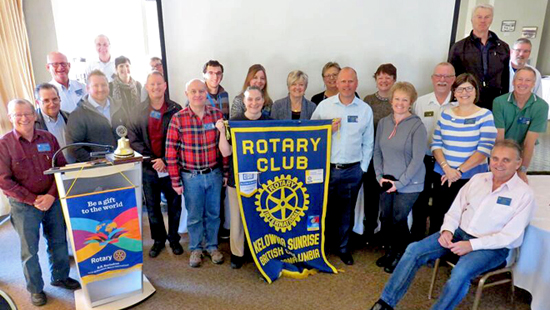 Winner_Sunshine Rotary Kelowna - webpage